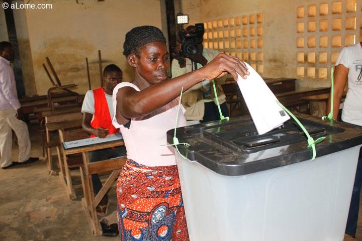 Législatives au togo ouverture des bureaux de vote dans le