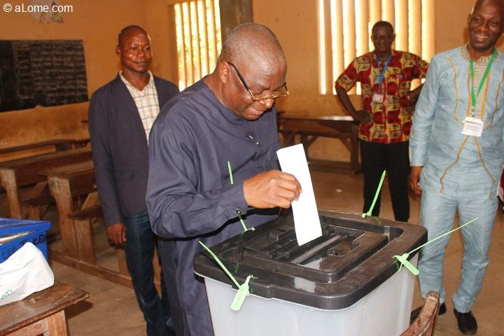 Lesotho ouverture des bureaux de vote cnews