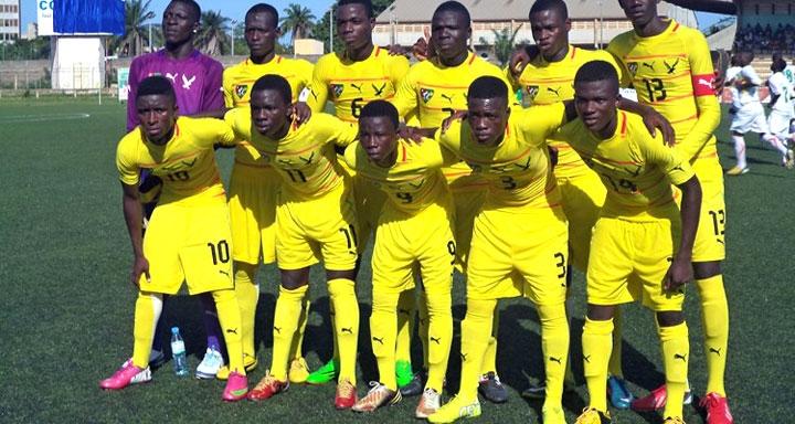 Can U17 Niger 2015 Togo 0 S 233 N 233 Gal 0 Les Derniers R 233 Sultats